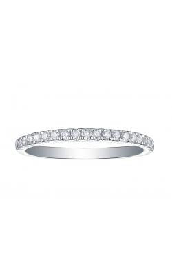 FLASHPOINT CREATED DIAMOND WEDDING BAND, 14KWG, 1/4CTW product image