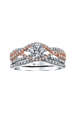 Love Story Diamond Bridal Set in 14K Two-Tone Gold, 1ctw product image