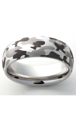 Men's 8mm Serinium Camo Band product image