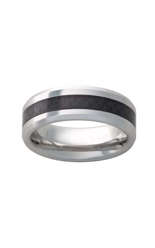Men's 8mm Serinium Carbon Fiber Band product image