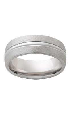 Men's 8mm Serinium Stone Finish Band product image