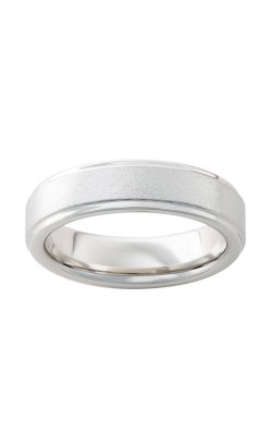 Men's 6mm Serinium Stone Finish Band product image