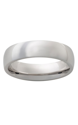 Men's 8mm Serinium Polished Band product image