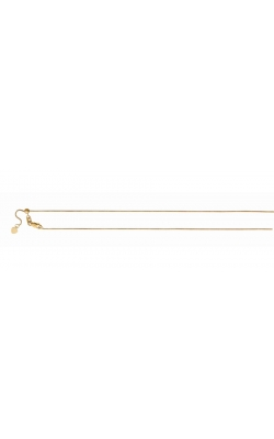.88mm Adjustable Box Chain Necklace in 14K Rose Gold - 26 Inch product image