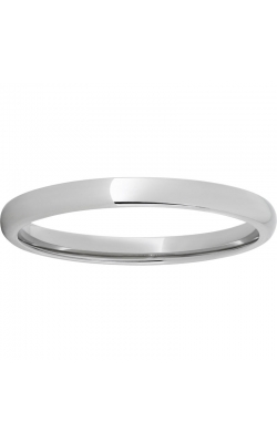 Men's 2mm Serinium Polished Band product image