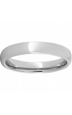 Men's 4mm Serinium Polished Band product image