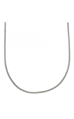 24 Inch Stainless Steel Rolo Chain, 4mm product image
