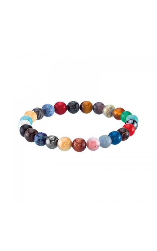 Men's Chakra Multi Bead Bracelet product image