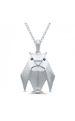 Origami Owl Pendant In Sterling Silver product image