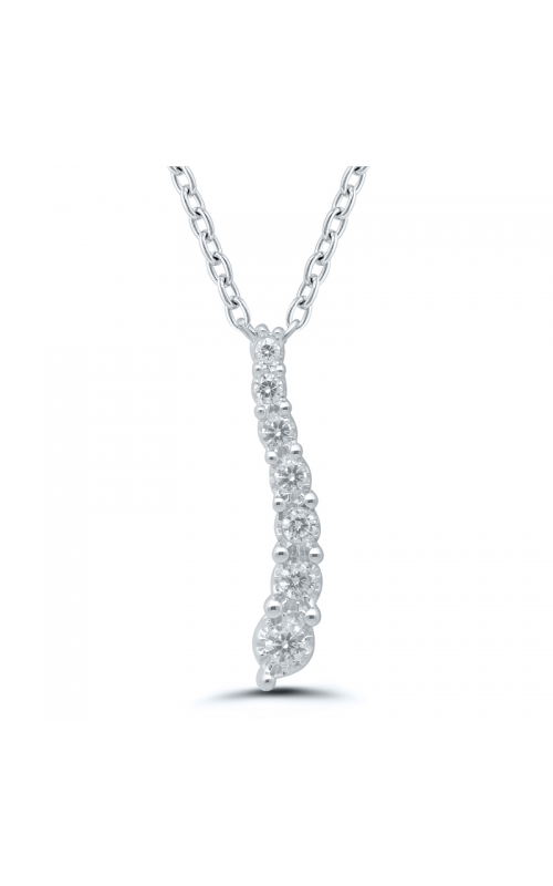 Miracle Journey Diamond Pendant in Sterling Silver, 1/10ctw product image