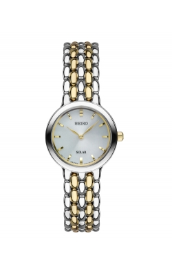 Seiko Women's Solar Two-Tone Watch - SUP349 product image