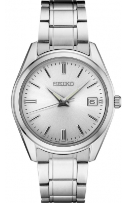 Seiko Essentials Men's Stainless Steel Watch - SUR307 product image