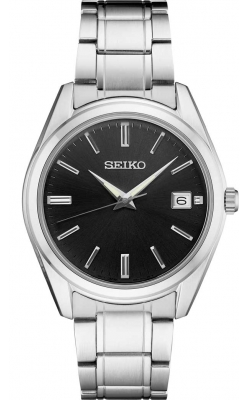 Seiko Essentials Men's Stainless Steel Watch - SUR311 product image