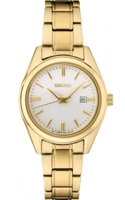 Seiko Women's Essentials Gold-Tone Watch - SUR632 product image